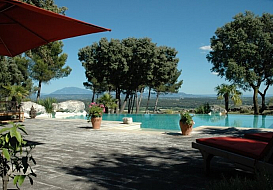Holiday Rental in St Restitut, Vaucluse, Provence, South of France