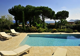 Ramatuelle Holiday Rental, Var, Cote 'Azur, South of France